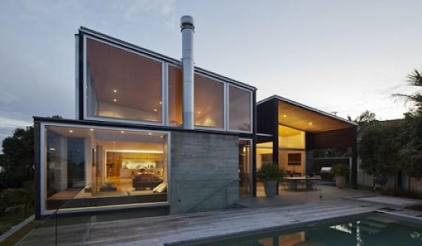 Casa-en-Birkenhead-Point-Crosson-Clarke-Carnachan-Architects