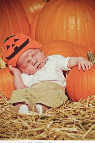 sleep pumpkin