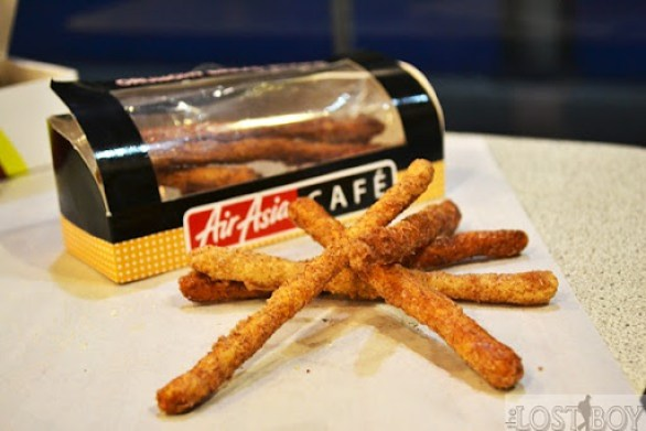 cinnamon bread sticks
