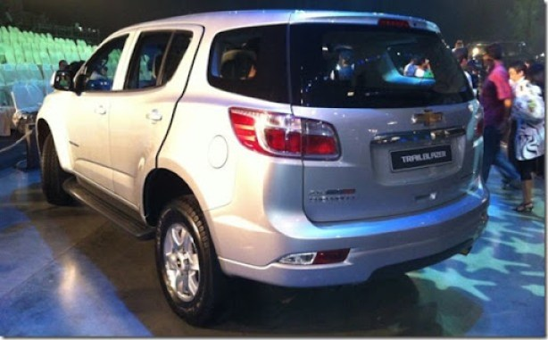 Chevrolet TrailBlazer 2013 (2)
