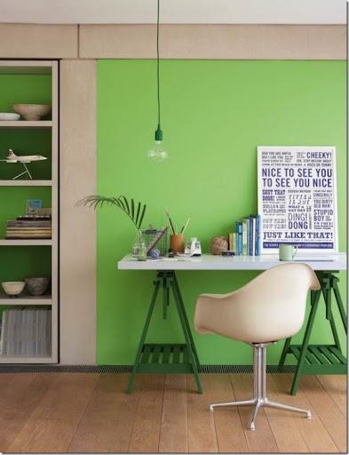 Ma anche molti colori pastello per pareti sfumati al massimo (pesca, lavanda, verde acqua, celeste,. Uso Del Colore Verde