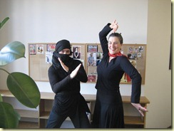 ninja flamenco 1