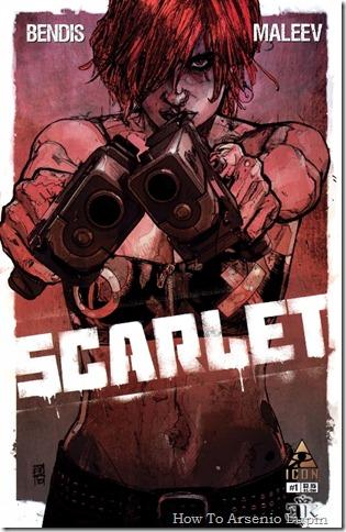 2011-12-28 - Goldfish, Jinx y Scarlet... de Bendis
