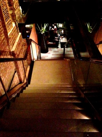 tao stairs