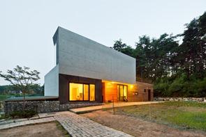 Proyecto de arquitectura Living Knot Polymur
