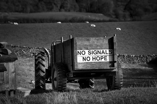 No signals no hope