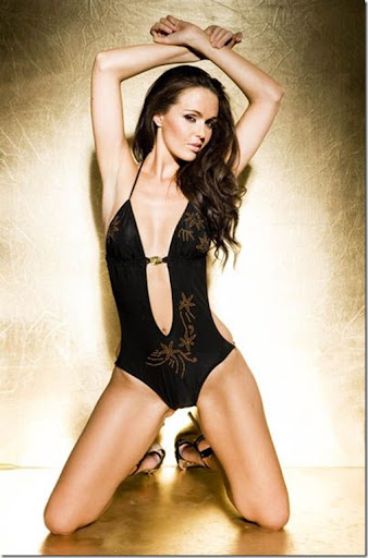 English Wonder Jennifer Metcalfe 4 Photos