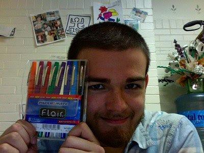 воровали ручки когда-нибудь?