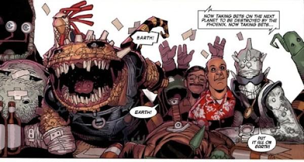 08 Wolverine and The X-Men #9 - página 21