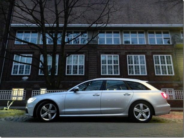 Audi A6 Avant 3.0 TDI (1)
