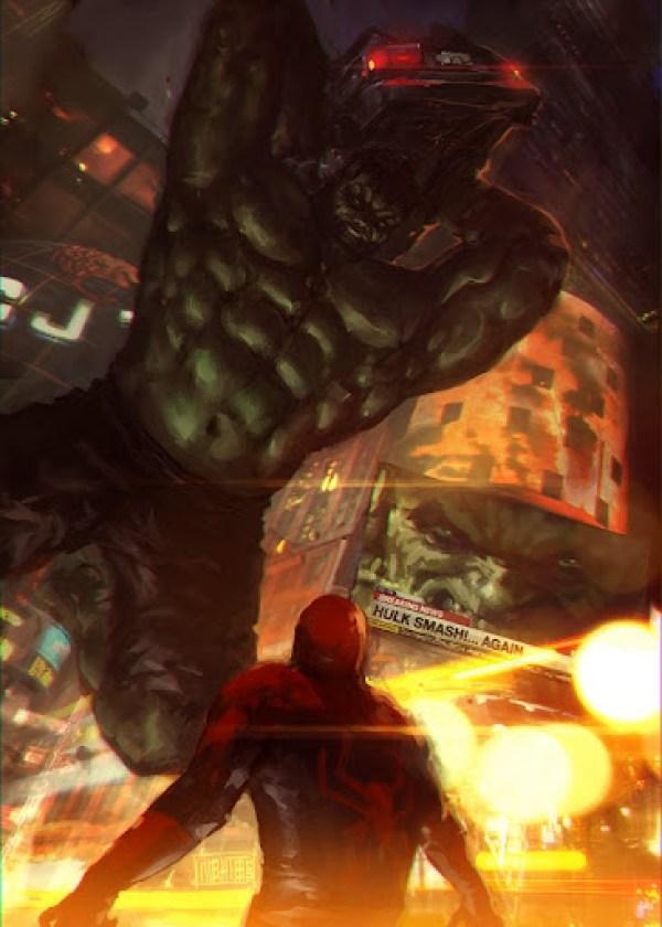 hulk_vs_spiderman_by_memed-d5yo2n5