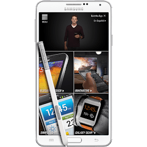 US GALAXY NOTE 3 RETAIL MODE