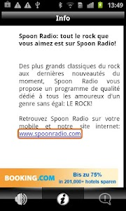 Spoon Radio screenshot 1
