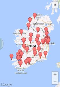 Defibrillator Map screenshot 1