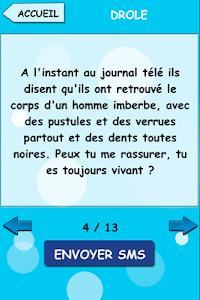 Textesms - idées messages SMS screenshot 11
