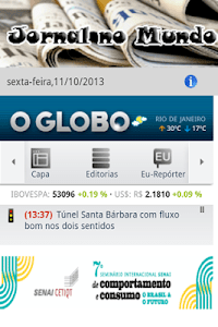Jornal no Mundo screenshot 9