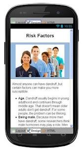 Dandruff Disease & Symptoms screenshot 4