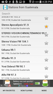 Radio Guatemala screenshot 21