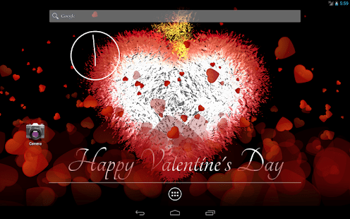 Valentines Day Live Wallpaper Apps On Google Play