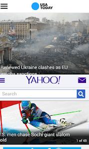 Newspaper Browser Lite screenshot 4