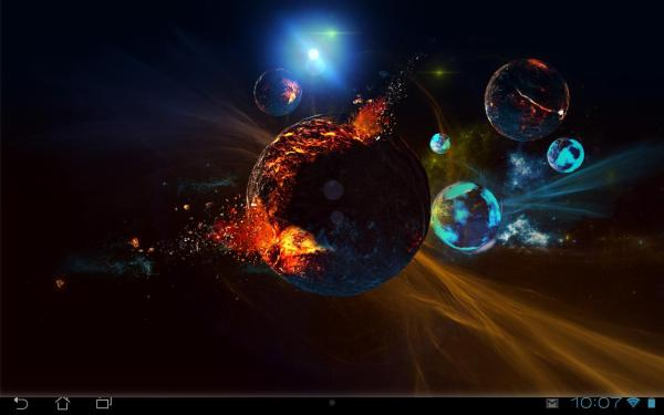 Deep Space 3D Free lwp - Android Apps on Google Play