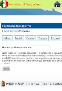 Permesso di Soggiorno screenshot 10