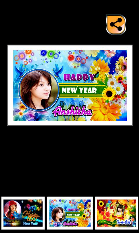New Year Photo Frames - Android Apps on Google Play