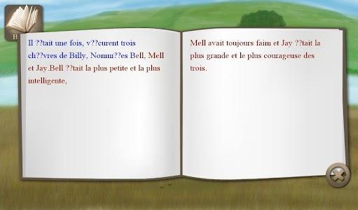 Les Trois Chèvres De Billy screenshot 1