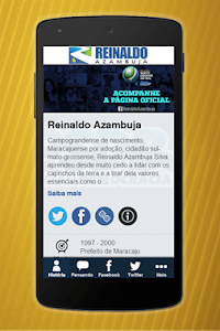 Reinaldo Azambuja screenshot 3