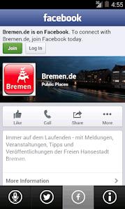 Bremen.FM screenshot 2