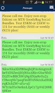 Geni SMS screenshot 0