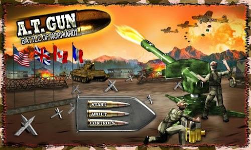 A.T.Gun 3D (WW2:Normandy) screenshot 0
