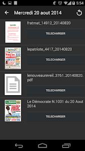 Abidjan News PDF screenshot 1