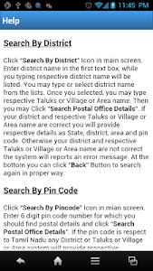 Tamil Nadu Pin Code Master screenshot 6