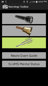 Neurology Exam Tools screenshot 1