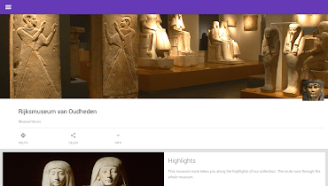 Rijksmuseum van Oudheden - screenshot thumbnail 05