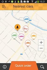EcoTrans Taxi screenshot 3