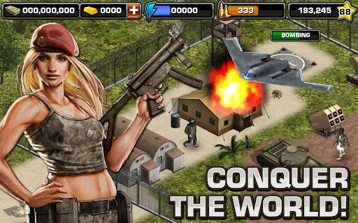 Modern War by GREE screenshot 01