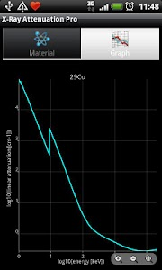 X-Ray Attenuation Calculator screenshot 2
