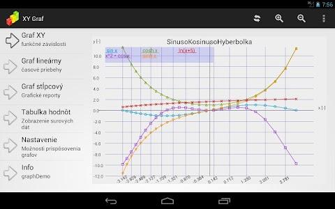 Graph demo screenshot 7