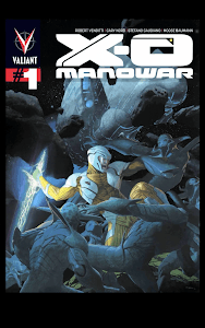 X-O Manowar #1 screenshot 0