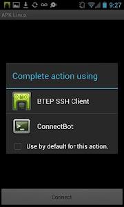 APK Linux screenshot 1