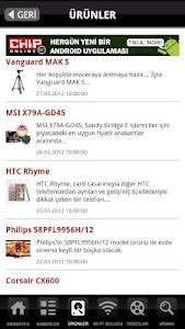 CHIP Online TR screenshot 1