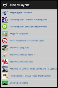 Araç Muayene screenshot 2