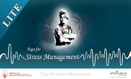 Yoga for Stress Management(L) screenshot 0