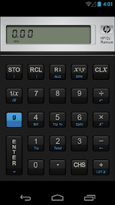 HP 12C Platinum Calculator screenshot 1