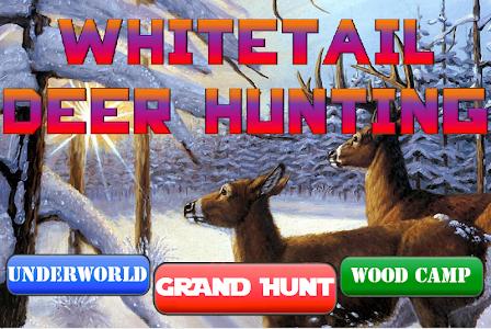 Whitetail Deer Slayer screenshot 4