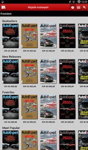 Majalah Autoexpert screenshot 0
