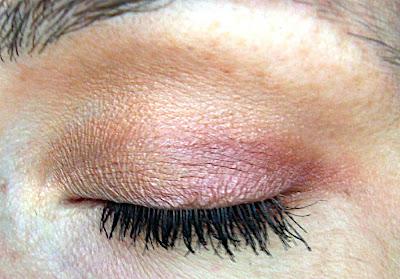 Bronze eyeshadow look by NARS