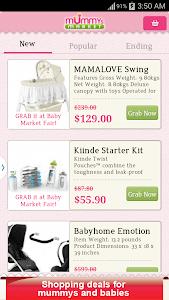 Mummys Market Pregnancy & Baby screenshot 0